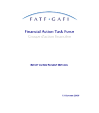 FATF - Report in New Payment Methods