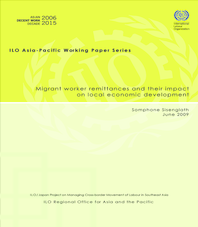 Migrant worker remittances and their impact on local economic development