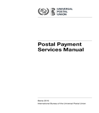 Manual Of The Posta lPayment Services