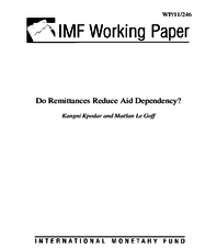 Do Remittances Reduce Aid Dependency?