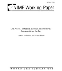 Oil Prices, External Income, and Growth: Lessons from Jordan